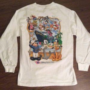 Disney Cruise Line Exlusive Long Sleeve T-Shirt
